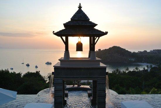 Pimalai Resort and Spa: Vue de la piscine haute