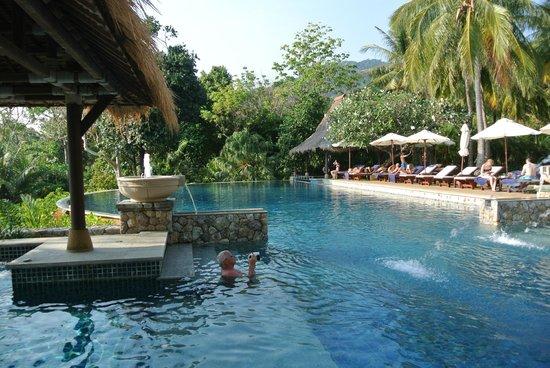 Pimalai Resort and Spa: Piscine du bas