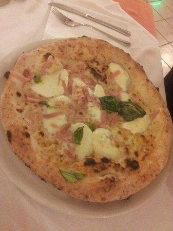 Villa Giovanna Pizzeria E Ristorante : cotto e mozzarella