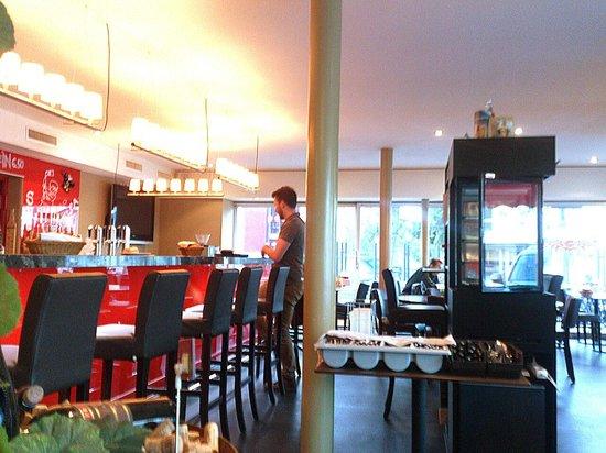 Kiora Restaurant & Bar: Belp - Kiora - ambiance
