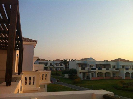 Neptune Hotels - Resort, Convention Centre & Spa: Aussicht von unserem Balkon