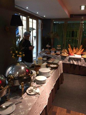 Sultania Restaurant: omlette cheg