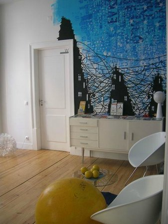 Lisbon Lounge Hostel: quiero volver!