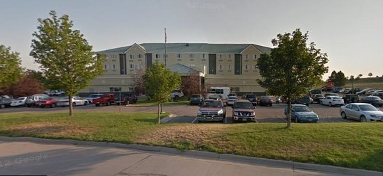 Quality Inn & Suites Denver International Airport Gateway Park : Hotel