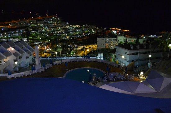 Aparthotel Puerto Plata : night view