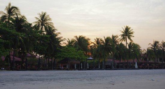 Casa del Mar, Langkawi : Sunrise at Pantai Cenang