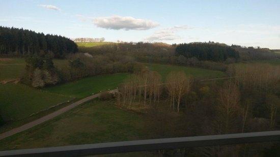 TGV: Paisaje