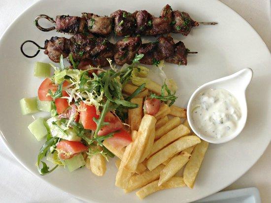 Savoro Restaurant Menu