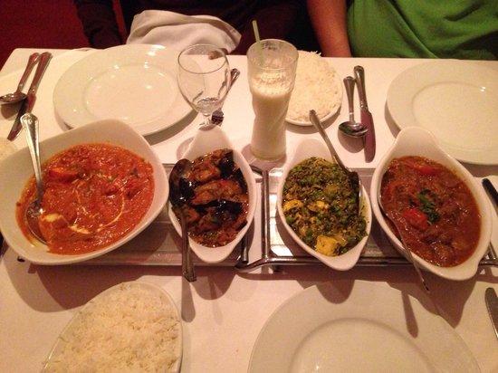 Raja Indian Cuisine : best Indian food in Cambridge!