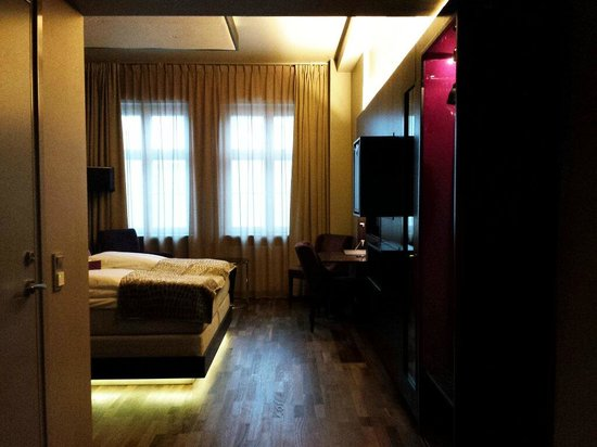 Clarion Collection Hotel Folketeateret : Superior room