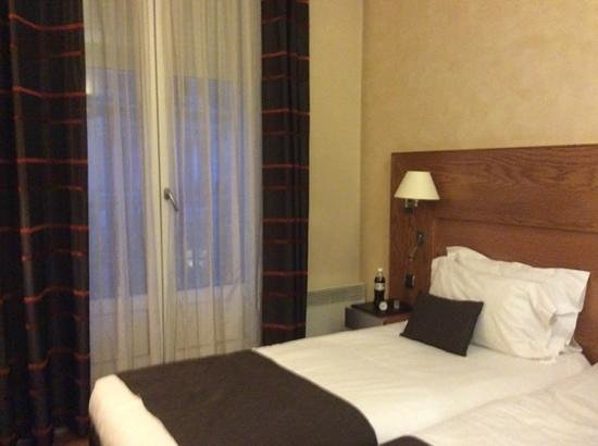 Hotel Magellan: twin room