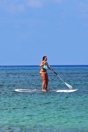 Ha Haak Paddleboarding Cozumel : Kirsten