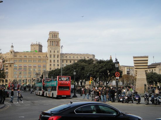 Barcelona Bus Turistic : Туристический автобус Барселона