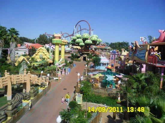 PortAventura Park: Muppet land! good for kids of all ages
