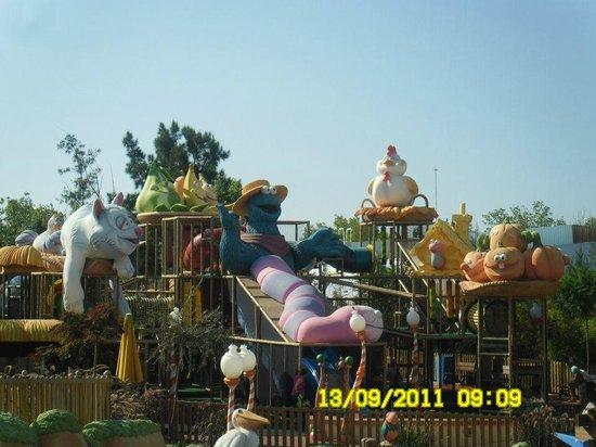 PortAventura Park: Kids World