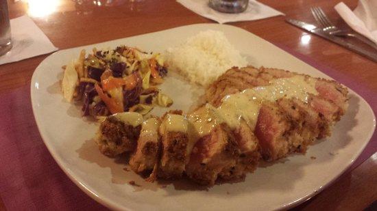 CrossFire Deli & Grill: Panko Tuna