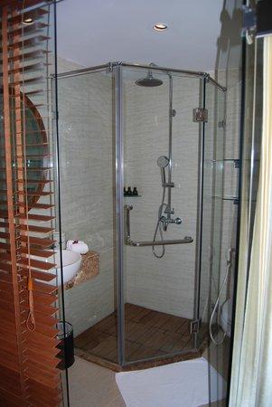Hanoi Elite Hotel: Shower
