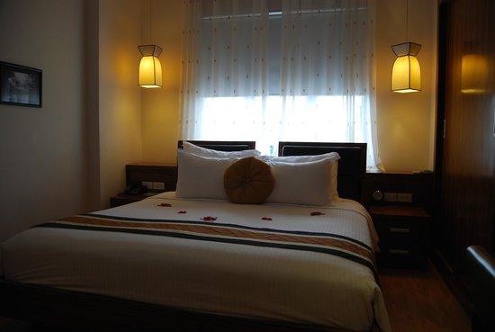 Hanoi Elite Hotel: Bedroom