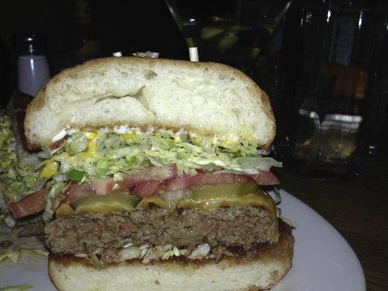 The White House Tavern: un vrai burger