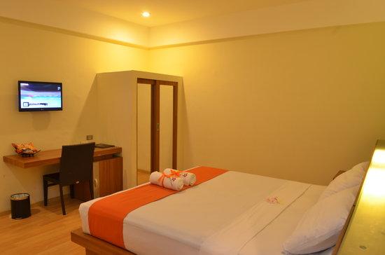 Griya Asri Hotel: Deluxe Terrace Room