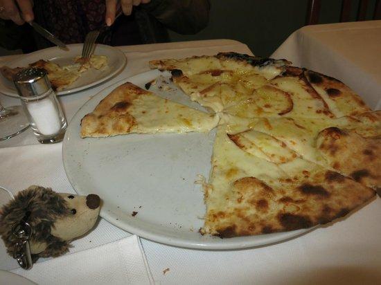 Ristorante Pizzeria Sabatini : Ежик - гурман