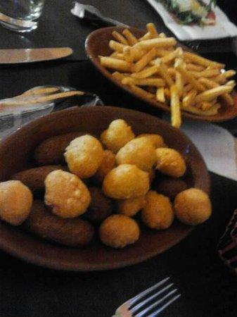 Antica Corte: stuzzichini fritti