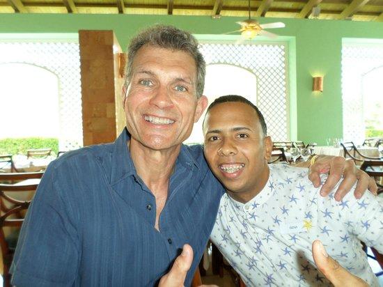 Iberostar Hacienda Dominicus : fantastic staff...