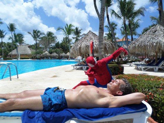 Iberostar Hacienda Dominicus : Pool fun...