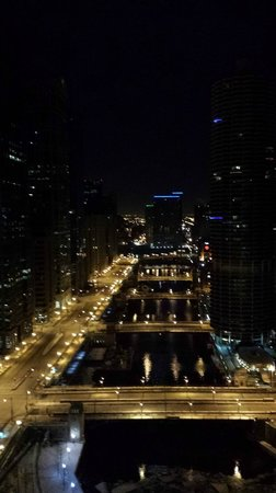 Wyndham Grand Chicago Riverfront: View