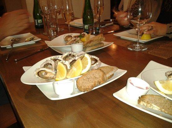 Bocanariz: Del mar a la mesa !!!
