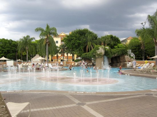 Sheraton Vistana Resort - Lake Buena Vista : Cascades section pool