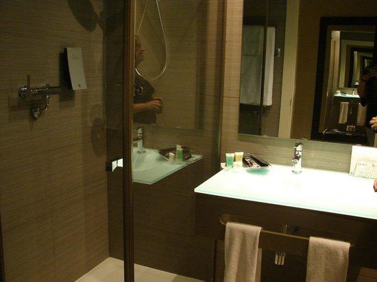 Sercotel Boulevard Vitoria Hotel : impecable