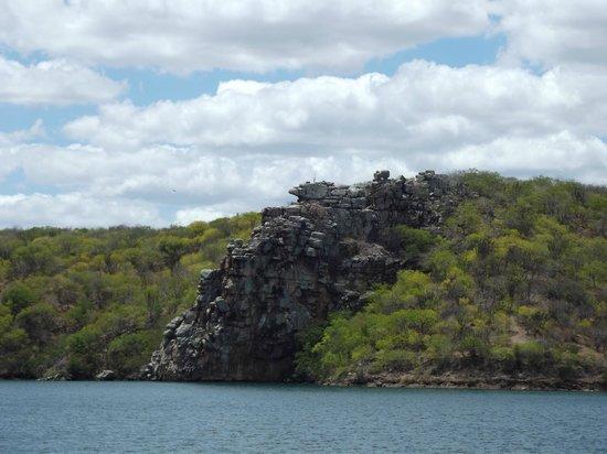 Xingo Parque Hotel: Pedra do Gavião