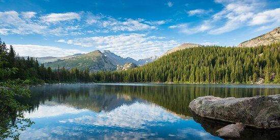 Aspen and Evergreen Gallery : New Bear Lake image by James Frank
