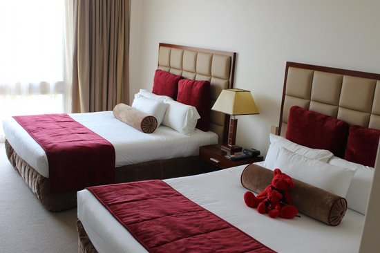 Royal On The Park: our room