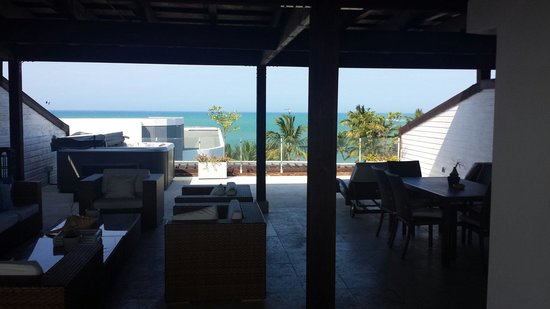 Millennium Resort & Spa: Private terrace