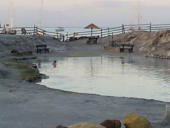 Terme di Vulcano : Vulcano thermal baths