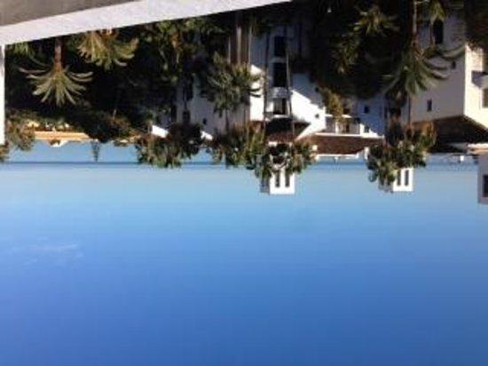 Alanda Club Marbella: View from the balcony