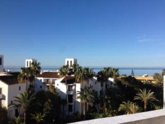 Ona Alanda Club Marbella: View from the balcony
