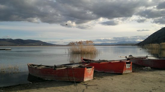 Arnissa, اليونان: ΒΕΓΟΡΙΤΙΔΑ