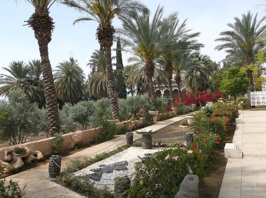 Hotel Aviv: Great day out at Mount of Beatitudes