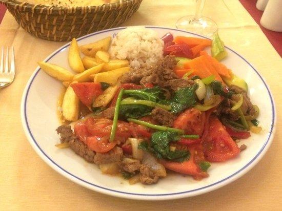 New Hatay Restaurant : Porciones abundantes se recomienda compartir