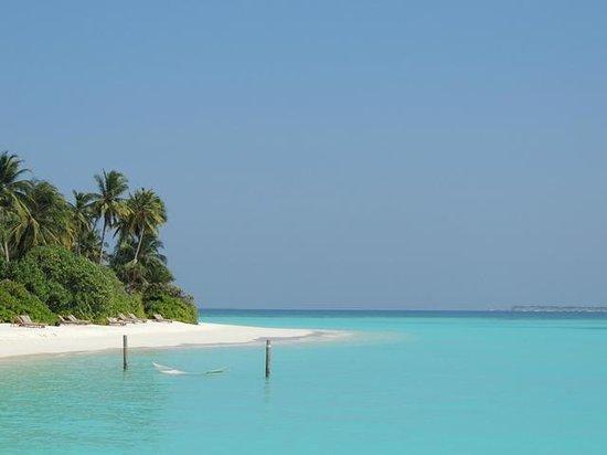 The Sun Siyam Iru Fushi Maldives : Beach.