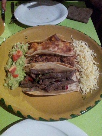 Mexico: Nachos del rancho