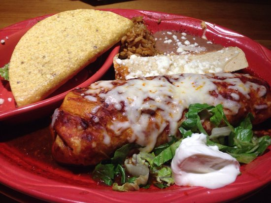Red Mesa Grill: Frederico plate