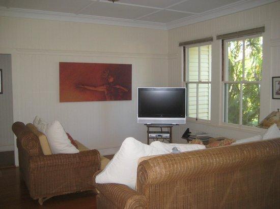 Kuau Inn : Living room