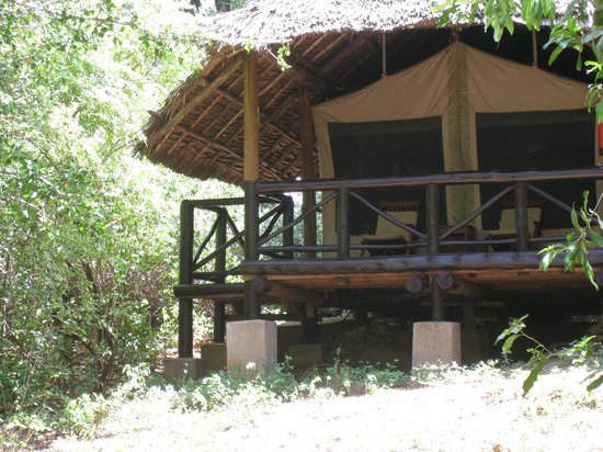 Samburu Intrepids Luxury Tented Camp: Luxury Tent