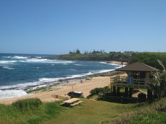 Ho'okipa Beach (5-minute drive from Kuau Inn)
