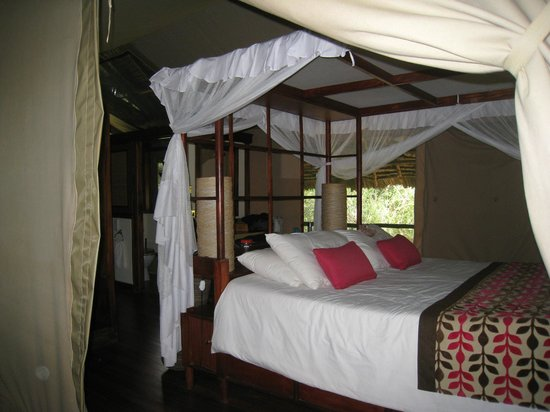 Samburu Intrepids Luxury Tented Camp : Suite