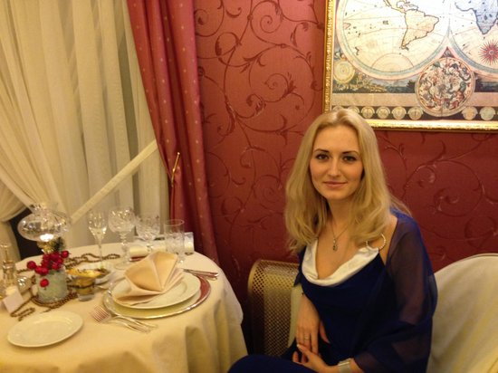 Ramada Hotel & Suites Vilnius: Новогодний ужин
